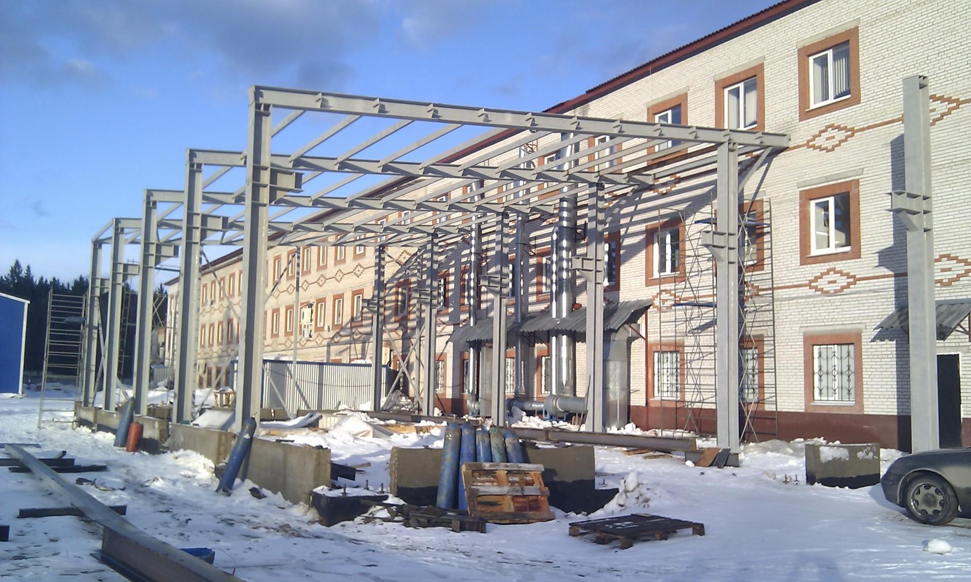 Пристройка предусматривает увеличение объема и площади исходного здания. Поэтому ее нужно согласовать в виде реконструкции.