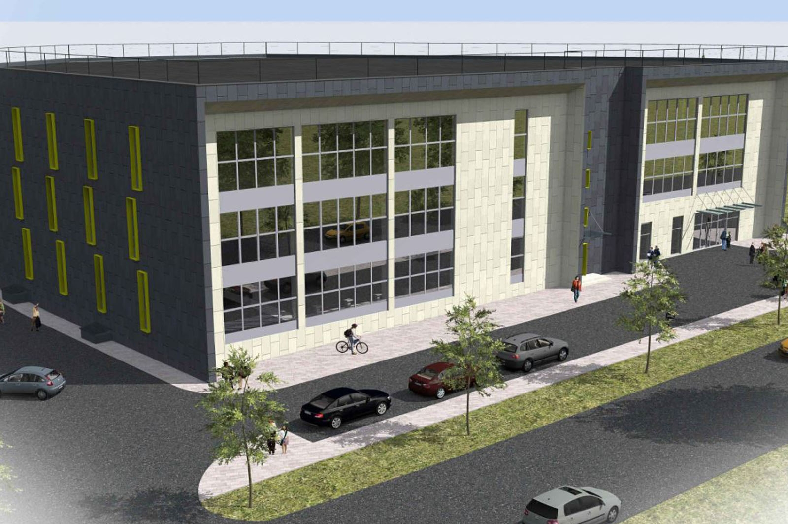 Внешний облик будущего здания можно оценить заранее. С этой целью разрабатывается АГР - архитектурно-градостроительное решение.