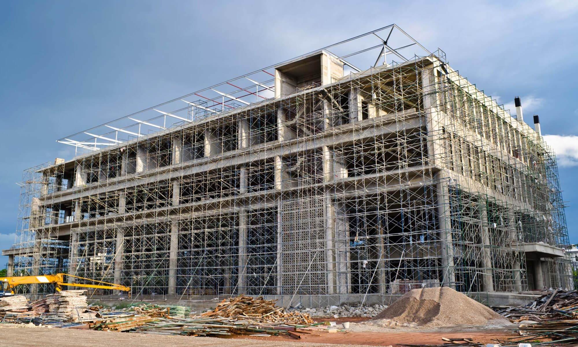 Когда здание будет полностью построено, начнется этап ввода его в эксплуатацию.